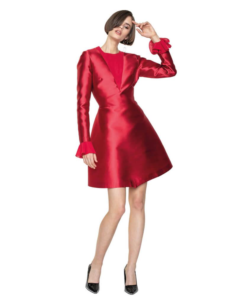 Sukienka AK ROSA
