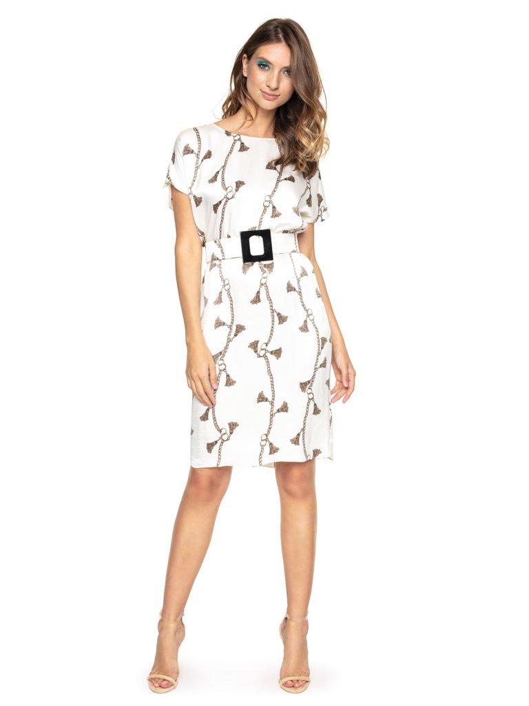Sukienka SHELL