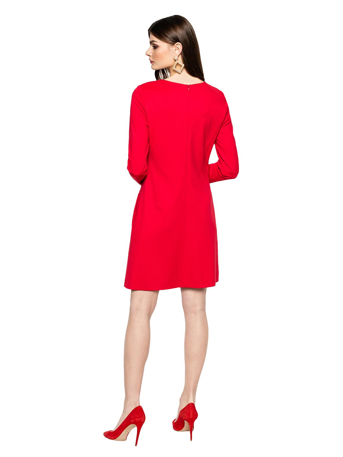 Sukienka MABEL czerwona