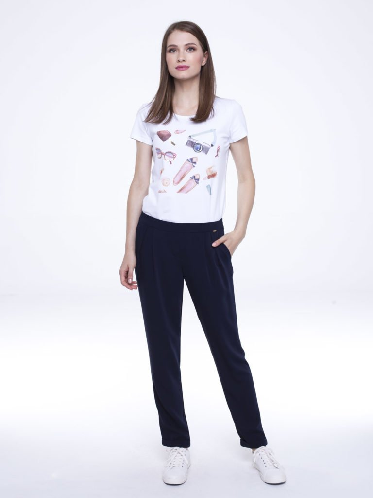 Spodnie Merlou