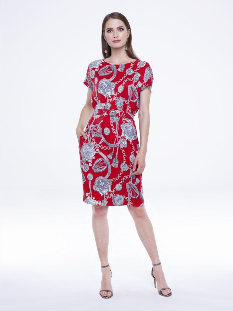 Sukienka Red