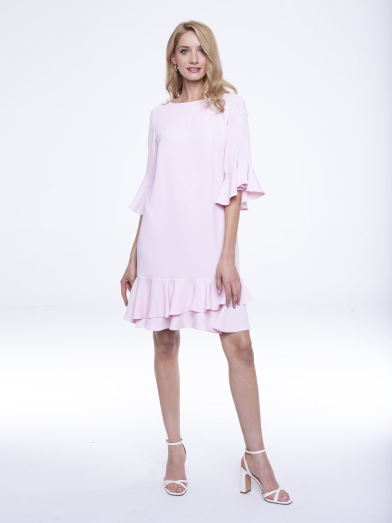 Sukienka Uma różowa