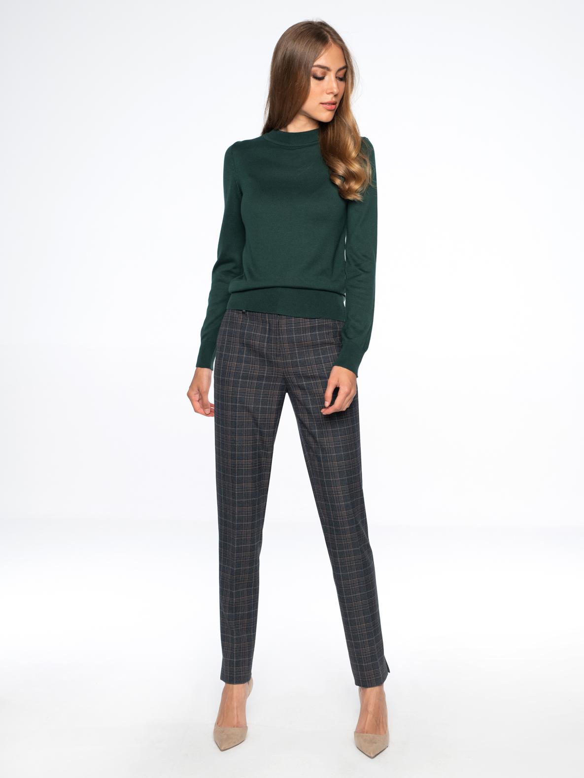 Sweter Donna zielony