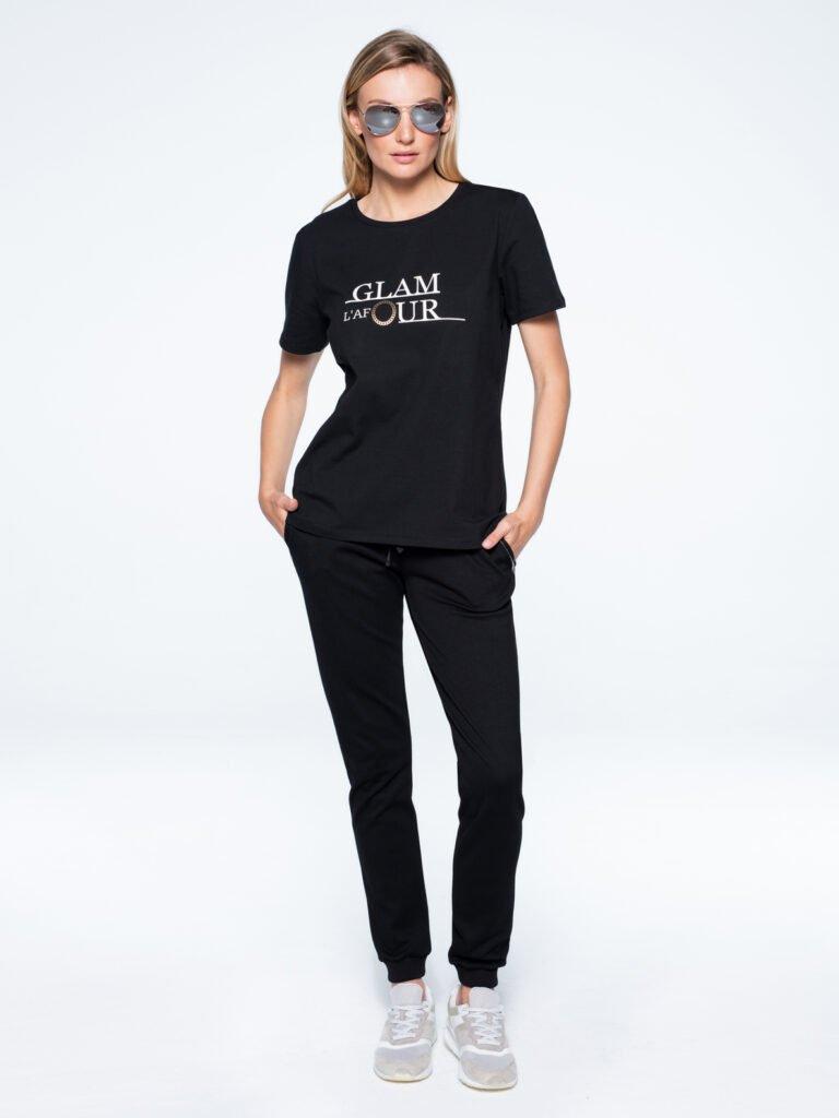 T-shirt Glamour