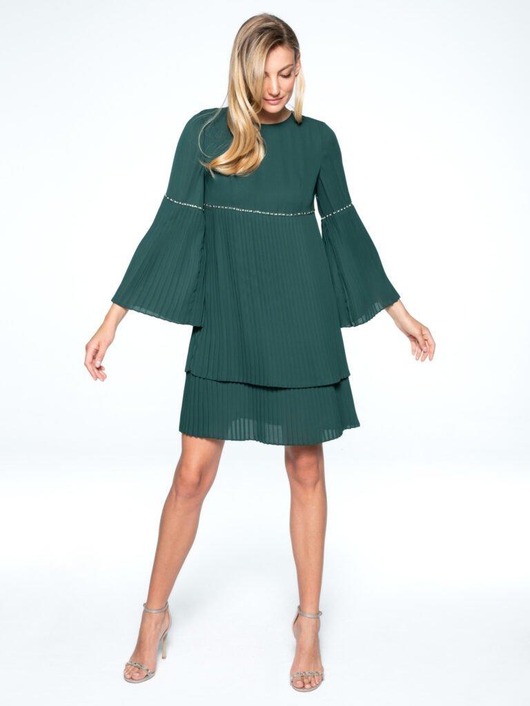 Sukienka Jadore zielona