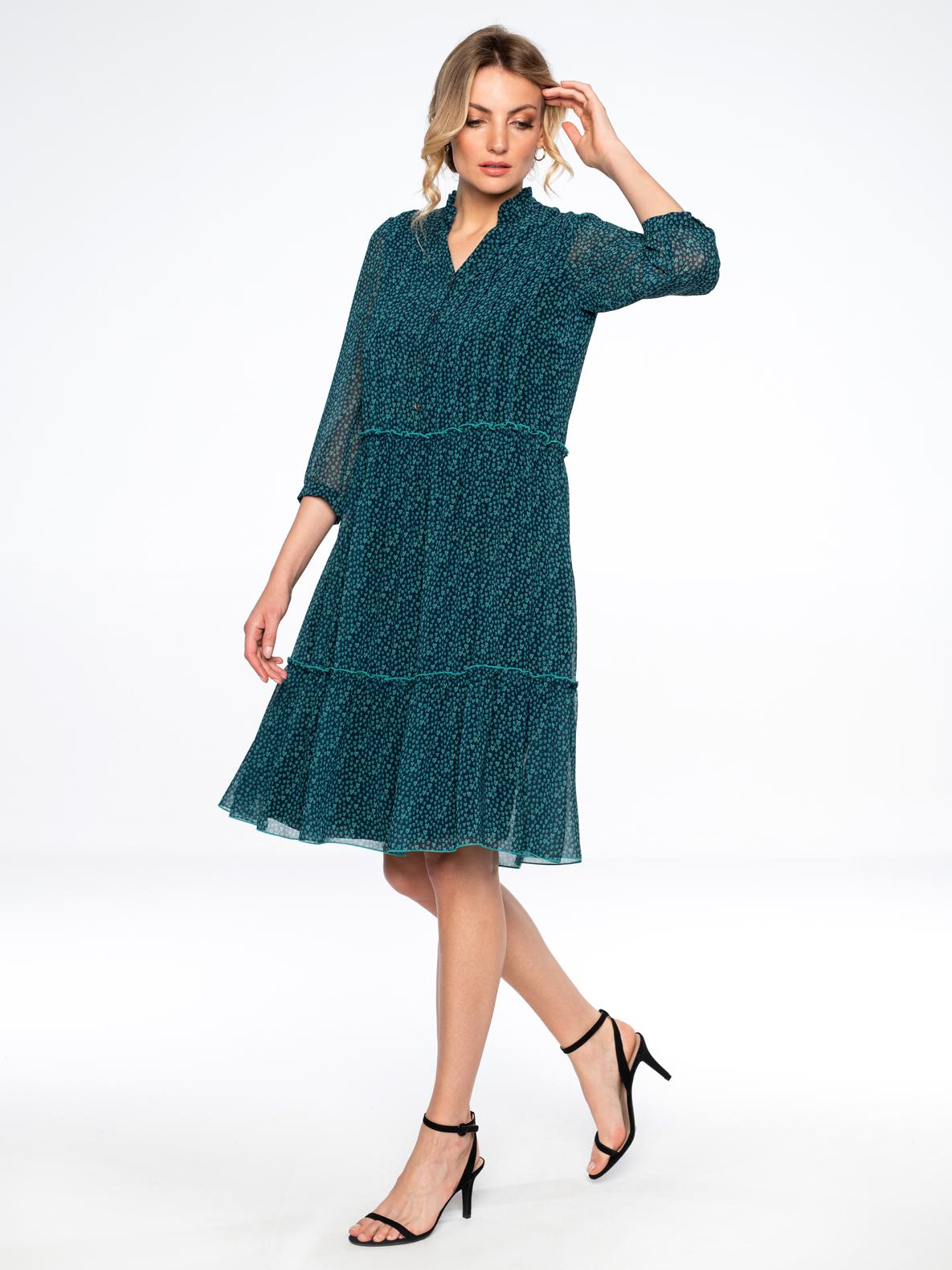Sukienka Vienna zielona