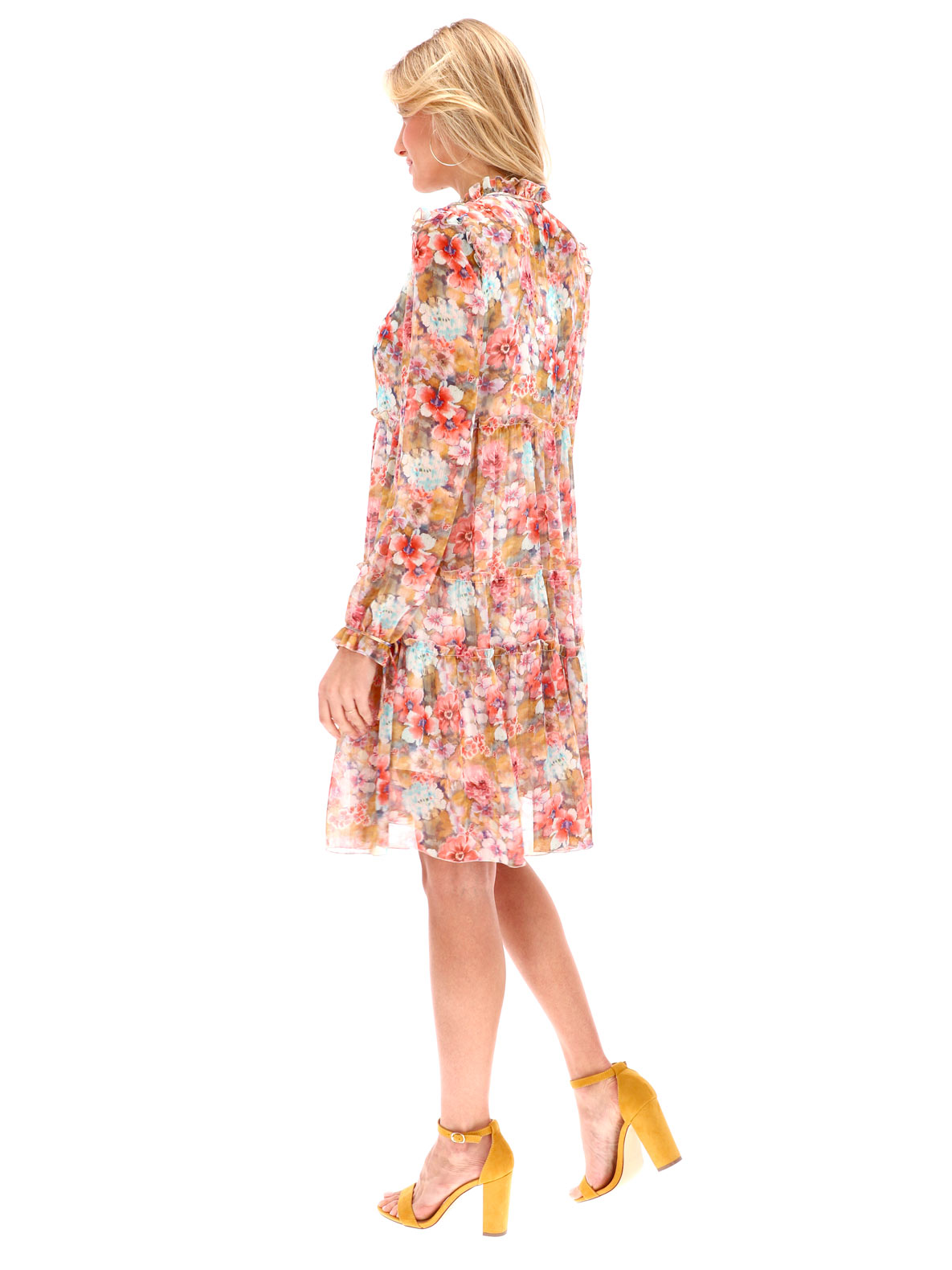 Sukienka Sofia różowa