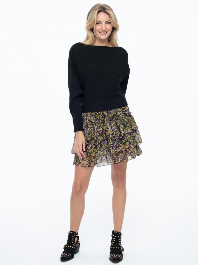 Sweter Klara czarny